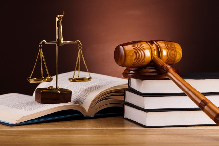 Рисунок на юридическую тему